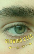 glowing eyes; joshler by silencedforest