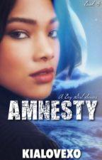 Amnesty   Book 4 by KiaLovexo