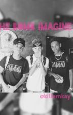 THE BOMB IMAGINES // tbd imagines by KayDigz