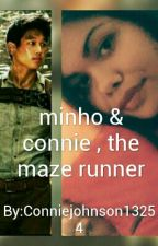 Minho & Connie , The Maze Runner by conniedavis47