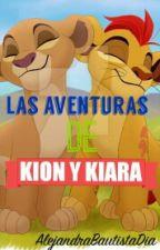 Las Aventuras De Kion Y Kiara  by AlejandraBautistaDia