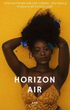 Horizon Air by ddlovaticlover