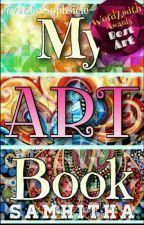 My Art Book by samhitha8