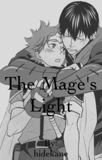 The Mage's Light || Fantasy AU