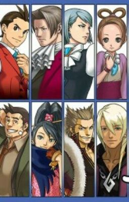 Discontinued The Ace Attorney Files Ace Attorney X Reader