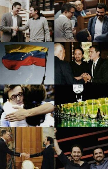 Amor y pasión en la política española