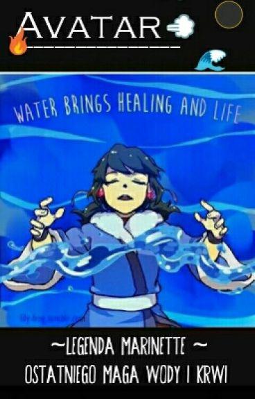 Avatar -  Legenda Marinette
