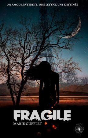FRAGILE, (série Brèches) Tome 1 (terminée)  #wattys2017 by MarieGufflet0