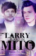 Larry es sólo un mito - 2da Temporada Dioses Elementales  by FernandaMaHer