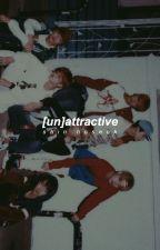➳[un]attractive | wonho by byungchans-