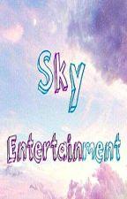 Sky Entertainment (kpop a.f/HIATUS) by NatChan_cxx