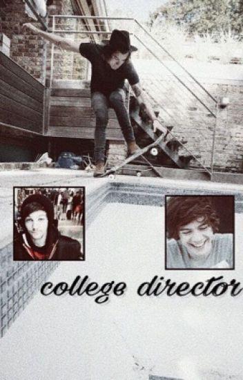 college director [lwt+hes] (sendo repostada em outro perfil)