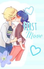 First Move by mangofruit_