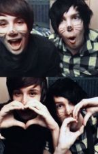 PHAN SMUT! Danisnotonfire and amazingphil one shot by neckkiss