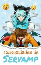 Curiosidades de Servamp by princess_hibana