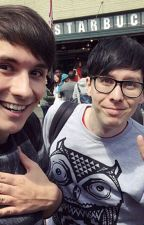 The Llama Or The Lion? (Phil × Reader x Dan) by TheShadowCrystal785