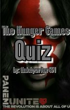 The Hunger Games Quiz by finickywriter451