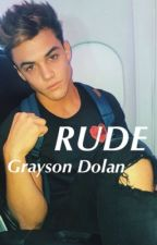 Rude - Grayson Dolan by chelseliz