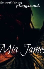 Mia James by lilly-rain
