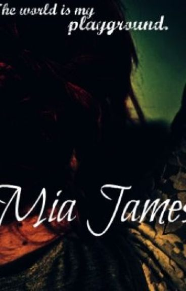 Mia James by lilly-rain