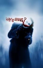 Why so serious? by Szatan-ka666