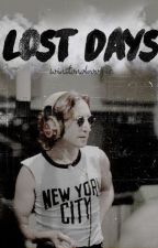 Lost Days | John Lennon by winstonoboogie