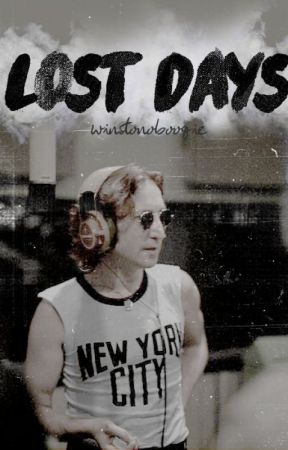 Lost Days | John Lennon by winstonoboogie