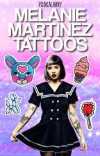 Melanie Martinez's Tattoos by VodkaLarry
