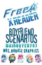 Free! x Reader Boyfriend Scenarios  by ImVeryJungShook