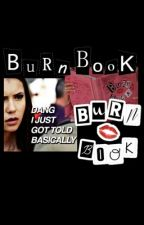 TVD BURN BOOK by prettyteendiaries