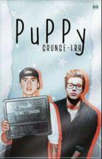 puppy ♡ cake by Grunge-lrh