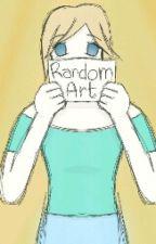 Random Art Book! by AxilSagioka
