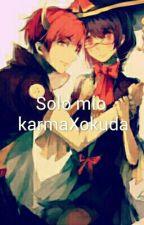 Solo Mio KarmaXokuda by Crazy_Eva