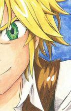 Seven Deadly Sins Meliodas X Reader by NinjaMilliCakes0412