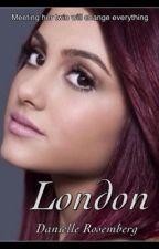 London. (Grande's Twin Sister) (UNDER BIG EDIT) by DanielleRosemberg