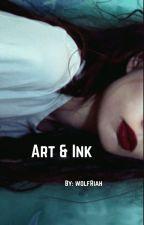 Art & Ink //Zauren? by wolfRiah
