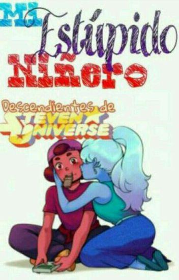 Mi Estúpido Niñero 1 Y 2 | Descendientes De Steven Universe