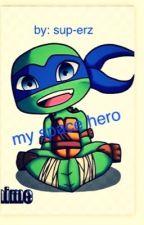 My space hero (leo x cheyenne) by sup-erz