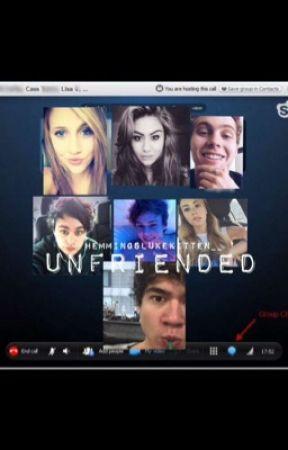 Unfriended • Calum Hood by HemmingsLukeKitten__