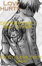Dipper Pines X Bill Cipher by CuteUkeHanzo