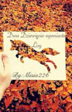Dwa Dziewięcio-ogoniaste Lisy by Misia226