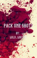 Pack oneshots  by Wild_Writes