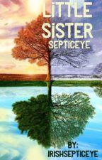 Little sister septiceye  by irishsepticeye