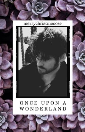 Once Upon A Wonderland~ Killian Jones by merrychristmooose