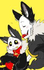 ¡Mascotas! (honeyMustard y EdgeBerry) by TemmyDJ
