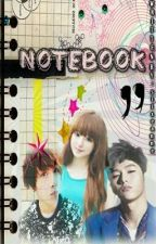 NOTEBOOK [on going] by noONEread