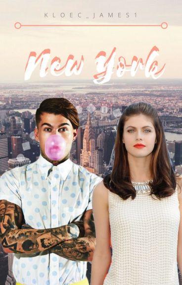 New York -Stephen James