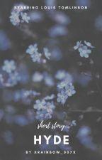 hyde • tomlinson by xrainbow_007x