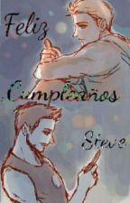 Feliz Cumpleaños Steve (Stony) by IssueRBK