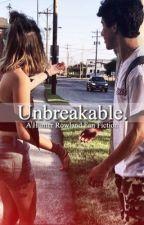Unbreakable - Hunter Rowland by wishinghbr